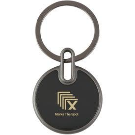 Printed Round Legion Key Tag