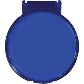 Round Compact Flip Mirror for your School