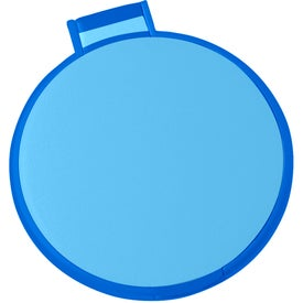 Round Mirror with Your Logo