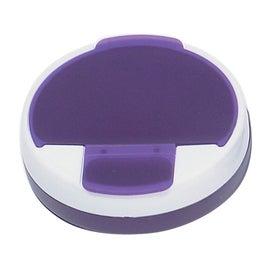 Customized Round Pill Holder