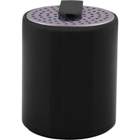 Round Plastic Mini Bluetooth Wireless Speaker