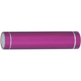 Round Metal Chargers (2200 mAh, UL Listed)