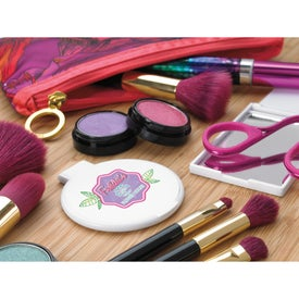 Custom Compact Round Mirror Giveaways