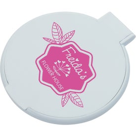 Custom Compact Round Mirror for Customization
