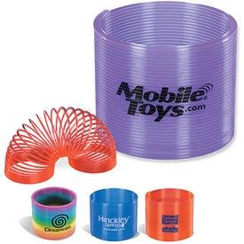 Round Spring Toy