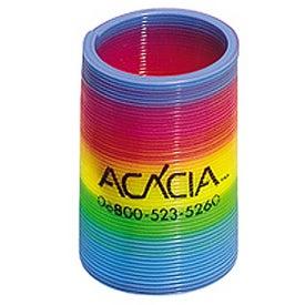 """Round Rainbow Spring (2"""" Diameter)"""