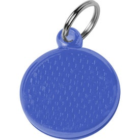 Round Reflector ID Tag for Your Church