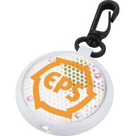 Promotional Round Reflector Light