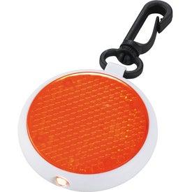 Company Round Reflector Light