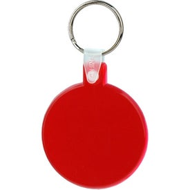 Round Soft Key Tag for Marketing