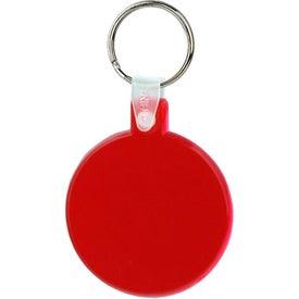 Round Soft Key Tag for Marketing
