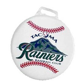 """Round Stadium Cushion Baseball (1"""" Thick)"""