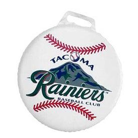 """Round Stadium Cushion Baseball (2"""" Thick)"""