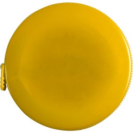 Durable Round Tape Measure Branded with Your Logo