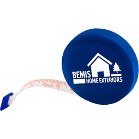 Personalized Promo Round Tape Measure