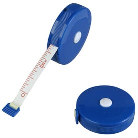 Custom Round Tape Measure