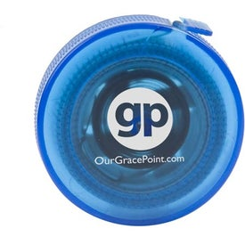Personalized Round Tape Measure for Promotion