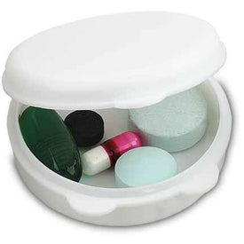 Branded Round-The-Clock Pill Box