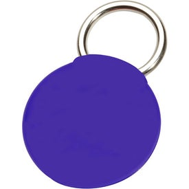 Round Twist-Ease Keyholder for Your Company