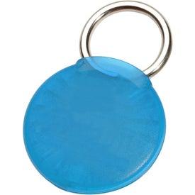 Logo Round Twist-Ease Keyholder