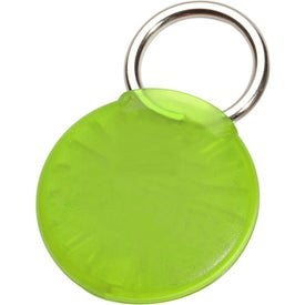 Promotional Round Twist-Ease Keyholder