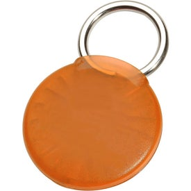 Round Twist-Ease Keyholder Imprinted with Your Logo