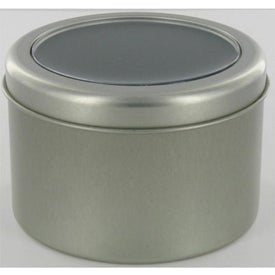 Round Tin of Candy - Empty Printed with Your Logo