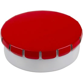 Company Snap Top Round Tin of Mints