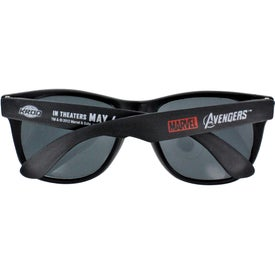 Rubberized Sunglasses Branded with Your Logo