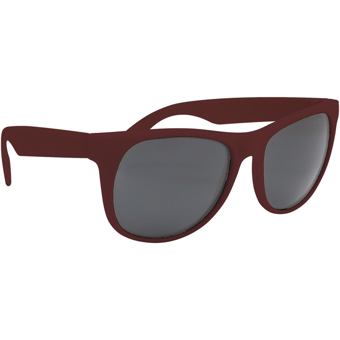 Promotional Rubberized Sunglasses with Custom Logo for $0.69 Ea.