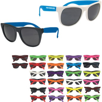 f8a47d0e18 CLICK HERE to Order Rubberized Sunglasses Printed with Your Logo for ...