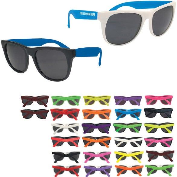 0667814f372 Rubberized Sunglasses