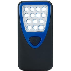 Rubberized Working Light With Heavy Duty Magnet for Marketing