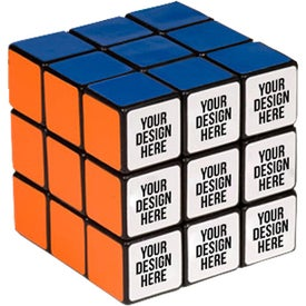 Rubik's Cube Full Stock Cube (9 Panel)