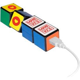 Rubik's Mobile Charger (2600 mAh)