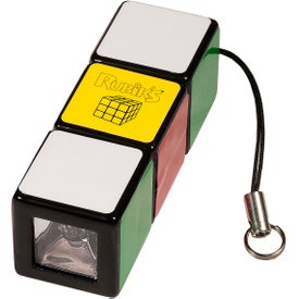 Rubik's Flashlight - Pocket Size