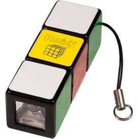 Company Rubik's Flashlight - Pocket Size
