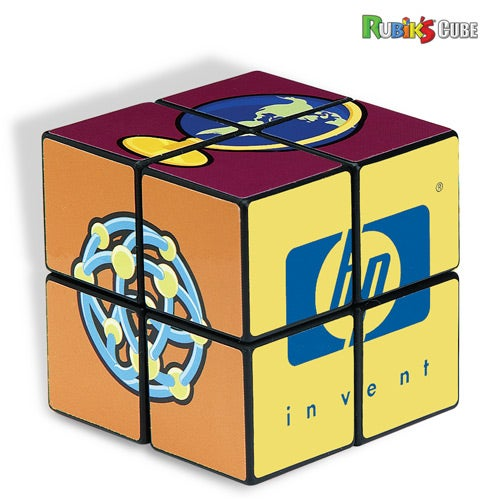 Rubik's 4-Panel Full Custom Cube