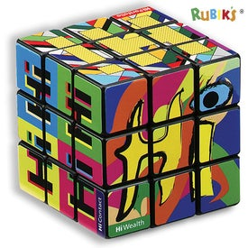 Advertising Rubik's 9-Panel Full Custom Cube