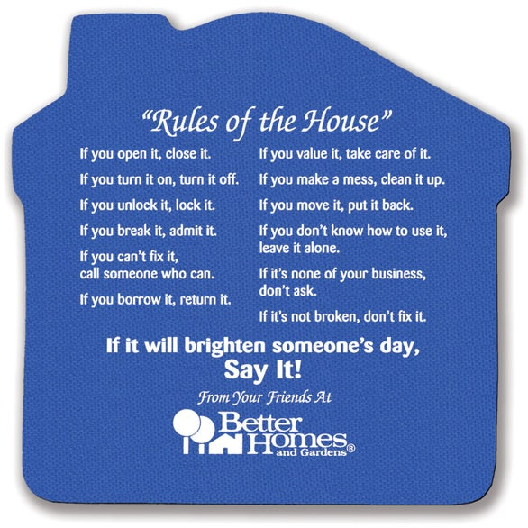 Rules of The House Jar Opener