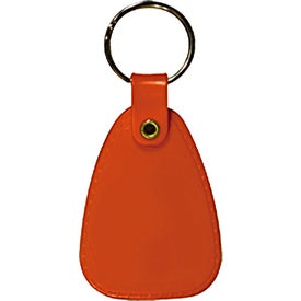 Company Saddle Key Tag