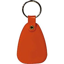 Company Saddle Key Tag