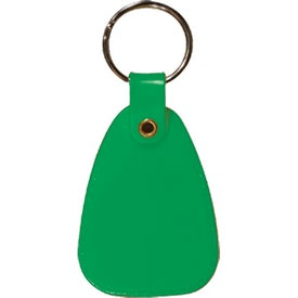Saddle Key Tag for Marketing