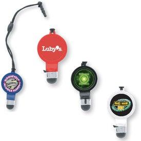 The Sadler Stylus Phone Charm for Customization