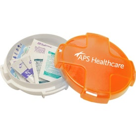 Safe Care First Aid Kit for Customization