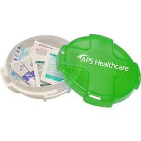 Branded Safe Care First Aid Kit