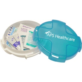 Imprinted Safe Care First Aid Kit