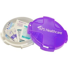 Personalized Safe Care First Aid Kit