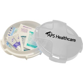 Safe Care First Aid Kit Branded with Your Logo