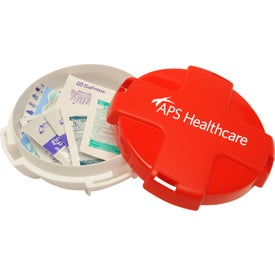 Printed Safe Care First Aid Kit